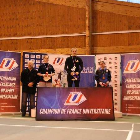 Championnat de France universitaire (Balma, 07-08/02/19)